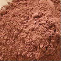 4 oz MOROCCAN RED Clay - Powder