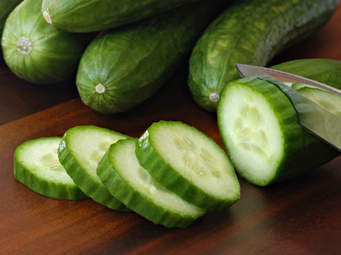 8 oz Bottle Organic Cold Pressed Cucumber Oil ~
