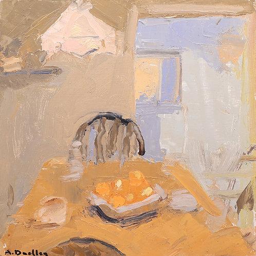 16. Breakfast Table