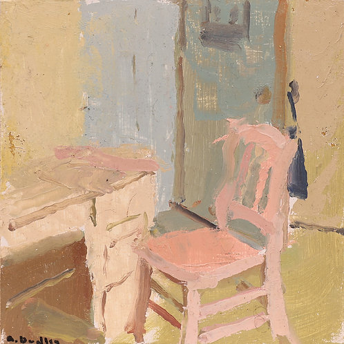 20. Pink Chair