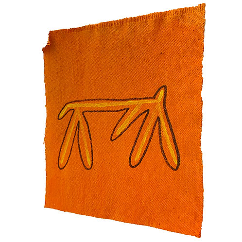 Yellow Dog/Orange