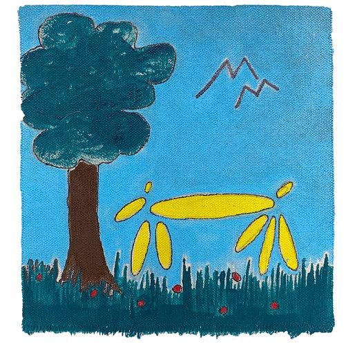 Yellow Dog/Sunny Day