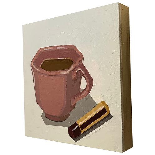 Tea Cup and Lip Balm