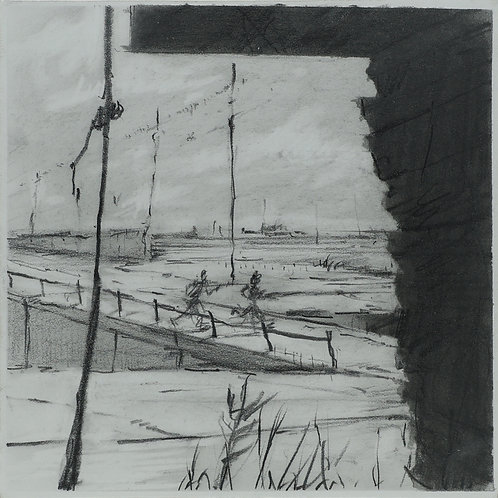 7. Runners in a Landscape