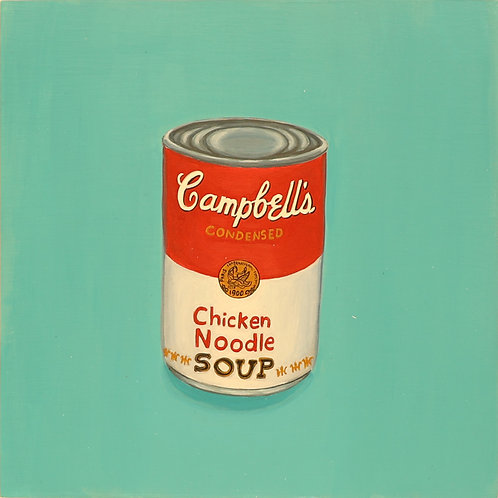 23. Campbell's Soup Can