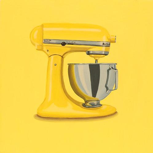 16. Kitchen-Aid Mixer