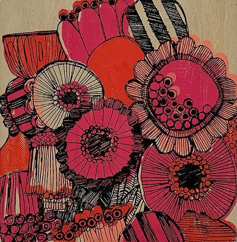 Swedish Fabric. Melissa Courtney