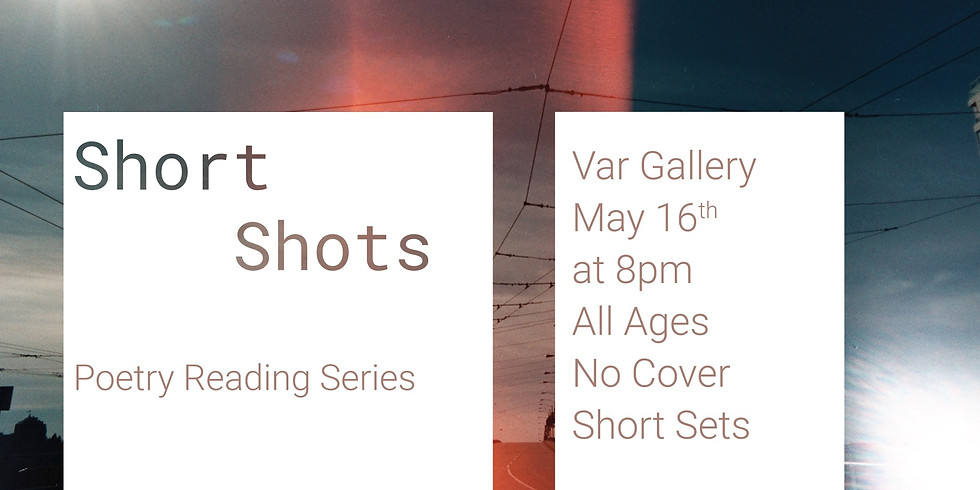 Short Shots 9: A Poetry Reading