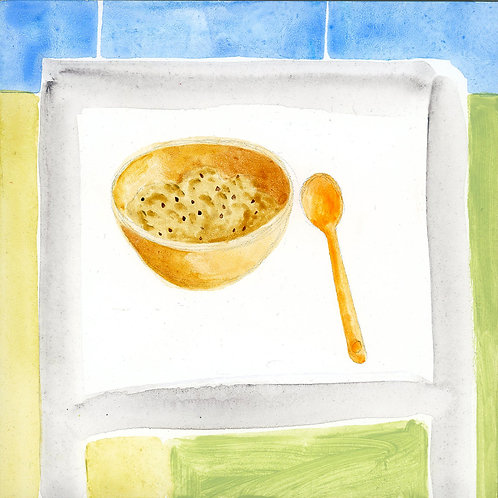 Table (Series 7), 2 of 30: Cookie Dough