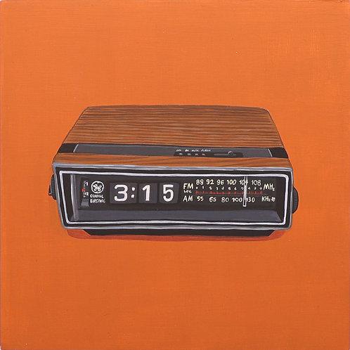 29. GE Flip Clock