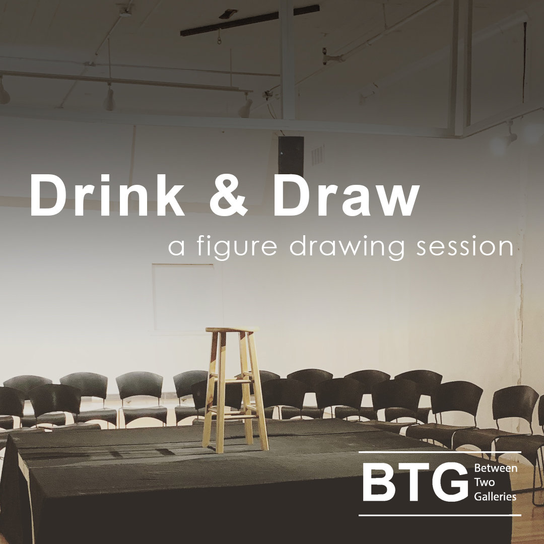 Drink & Draw: a figure drawing session