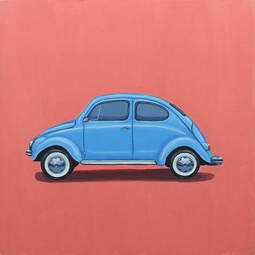 1. VW Beetle