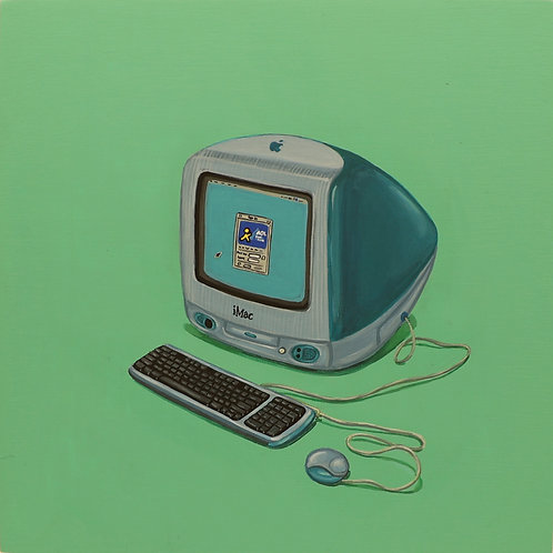 4. iMac G3 Computer