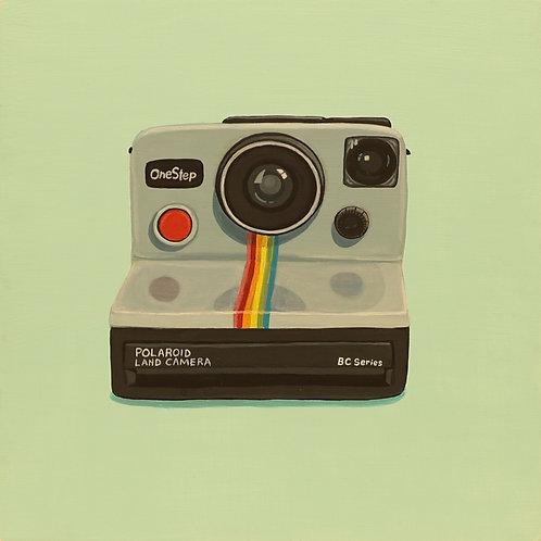 11. Polaroid Land Camera