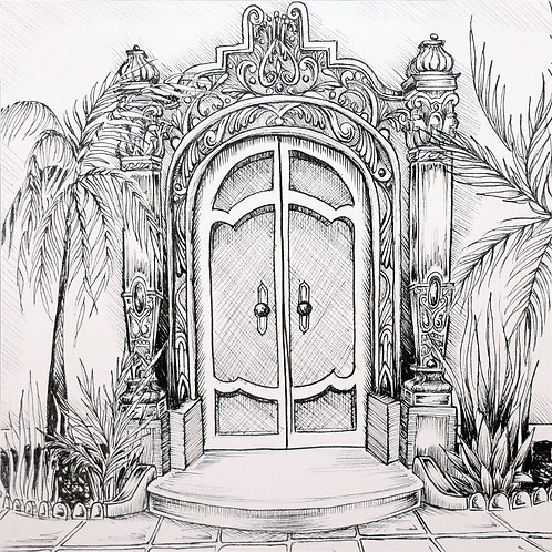 13. Paradise Lost (An Airbnb in Mexico City)