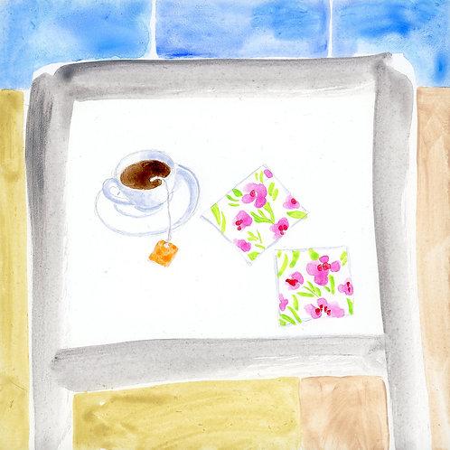Table (Series 7), 4 of 30: Tea