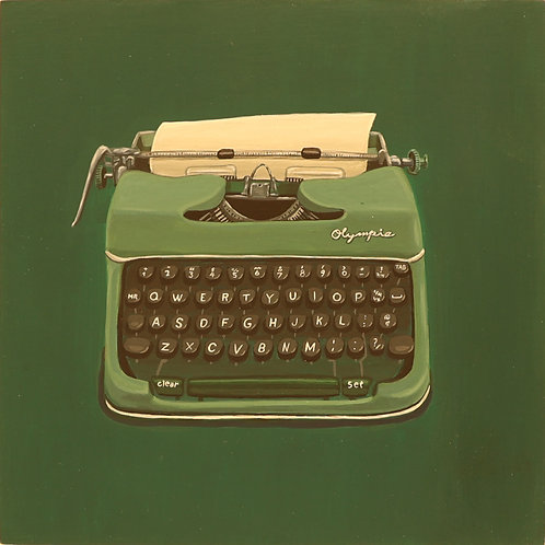 28. Olympia Typewriter