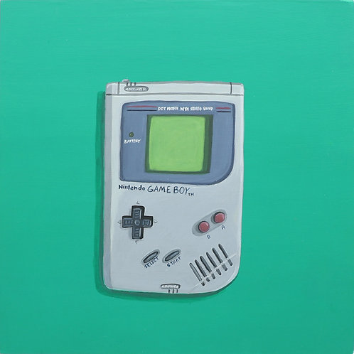 6. Classic Game Boy