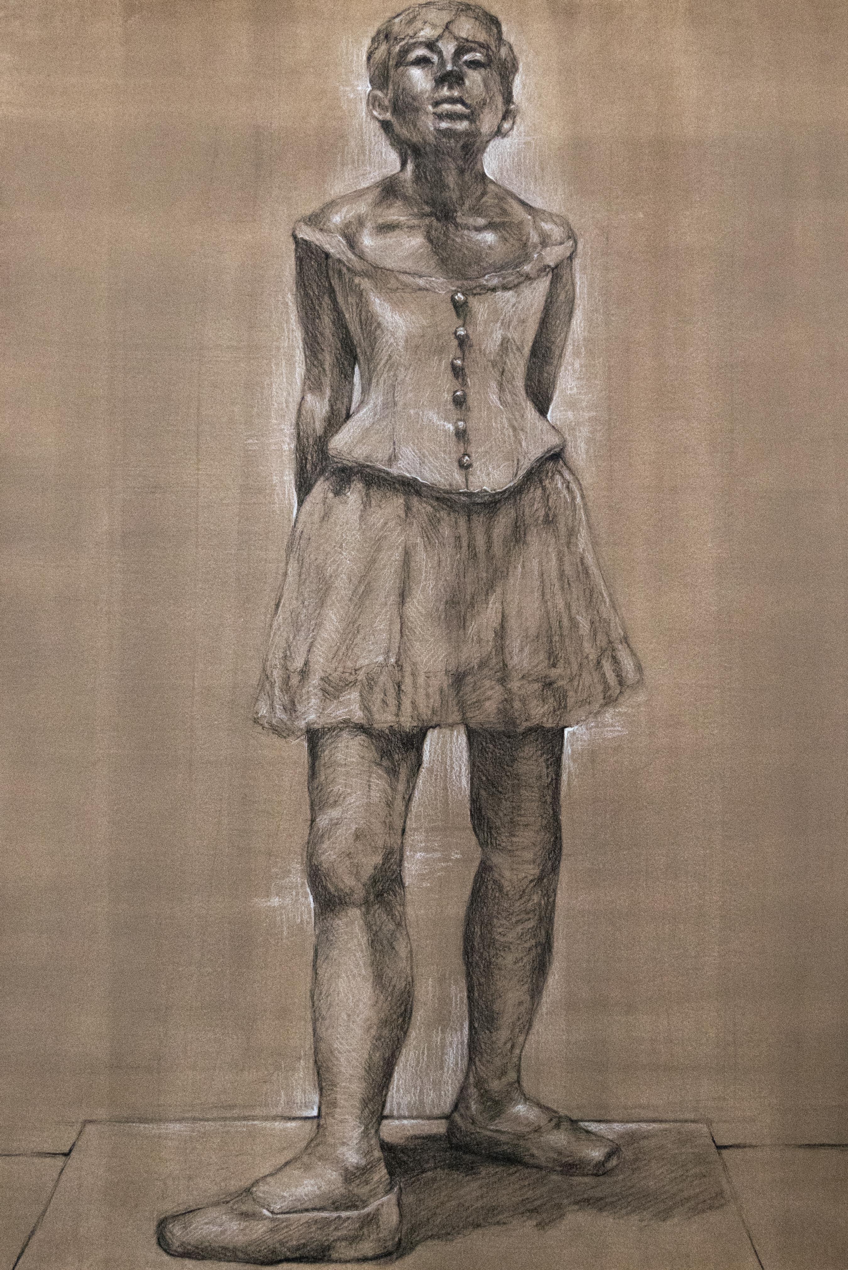 Degas study