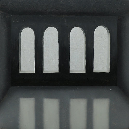 20. study of loss (room with four windows)