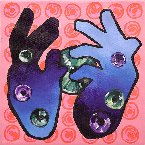 20. Omnipotent Hands