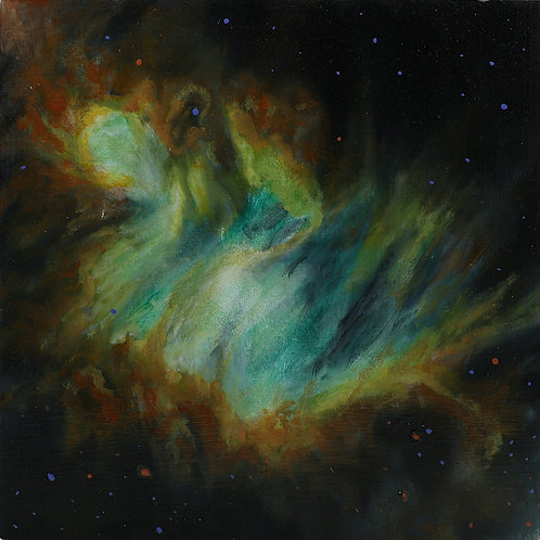 13. Colorful Nebula