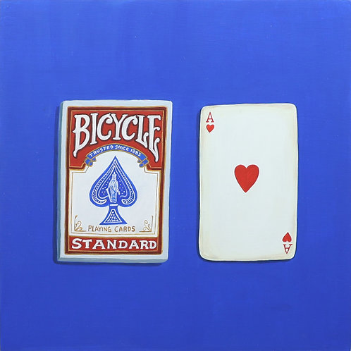 21. Bicycle Playing Cards