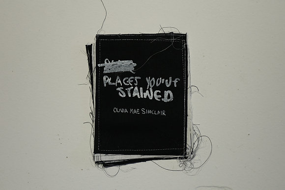 Places you're stained