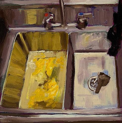 Sink. Brendan Murphy