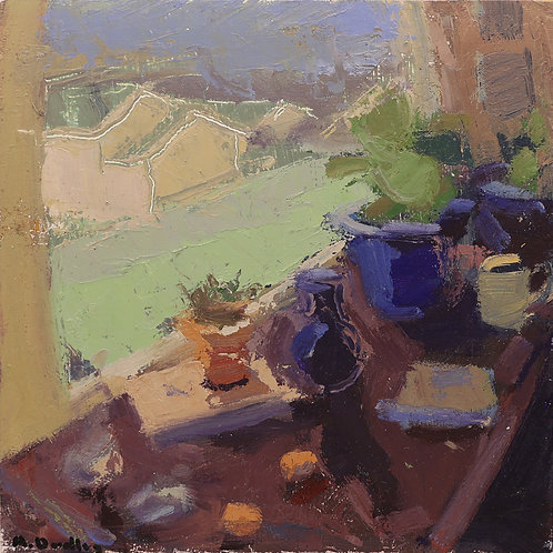 13. Still Life by the Window