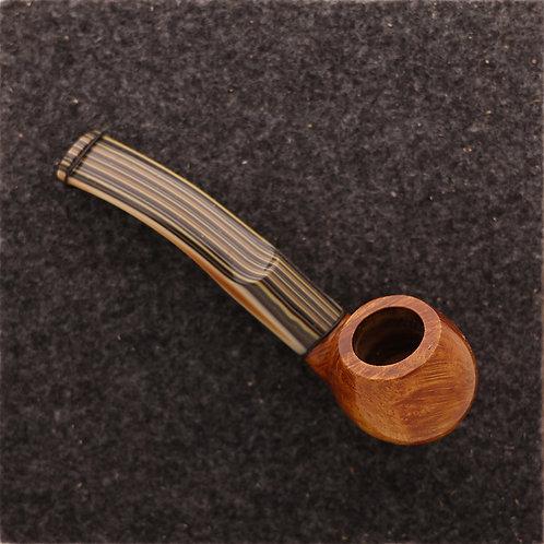 12. bent brandy - Grecian briar, polyurethane