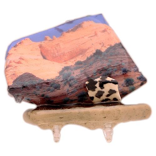 12. Desertscape Pattern