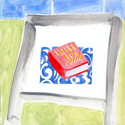 Table (Series 7), 13 of 30: Cookbook
