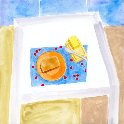 Table (Series 7), 16 of 30: Bread and Butter