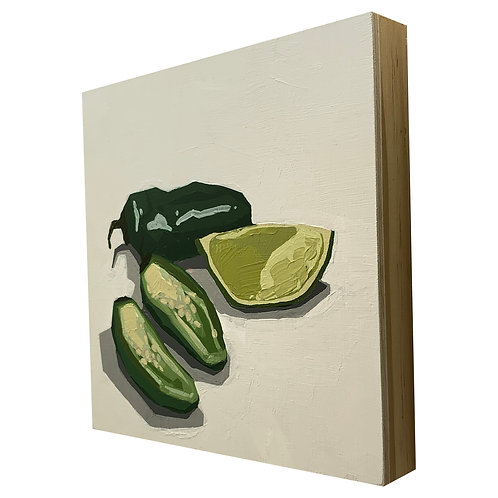 Jalapeno and Lime