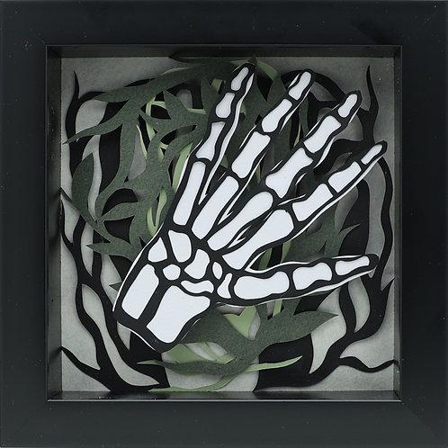 28. Skeleton Hand
