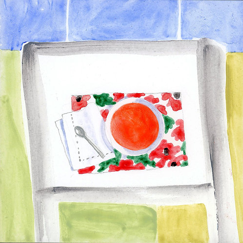 Table (Series 7), 15 of 30: Tomato Soup
