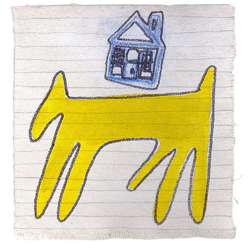 Yellow Dog/House
