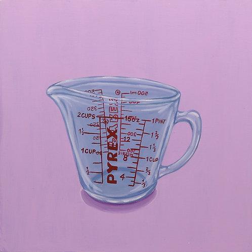30. Pyrex Measuring Cup