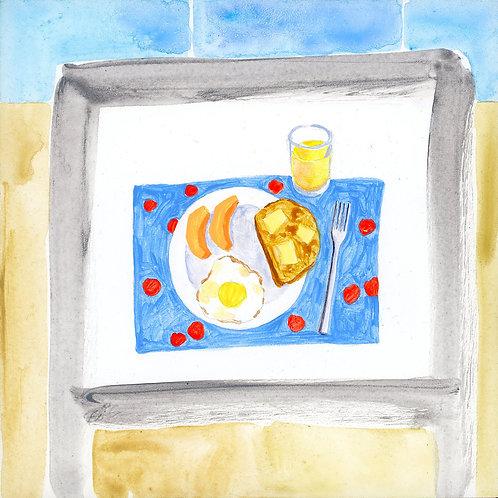 Table (Series 7), 27 of 30: Breakfast