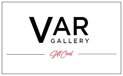 Var Gallery Gift Card