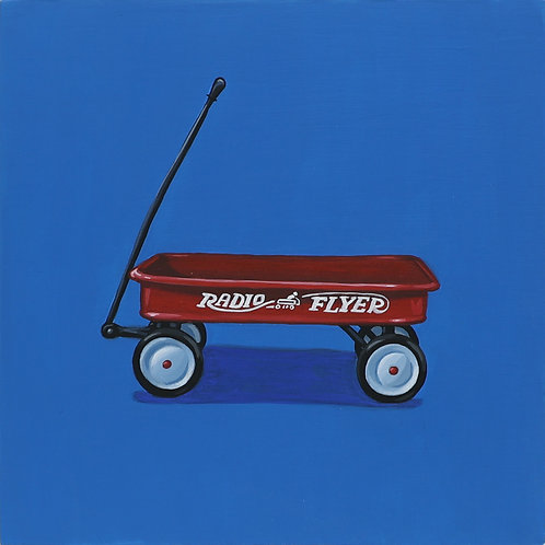 7. Radio Flyer Wagon