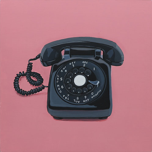 19. Western Electric Model 500 Phone