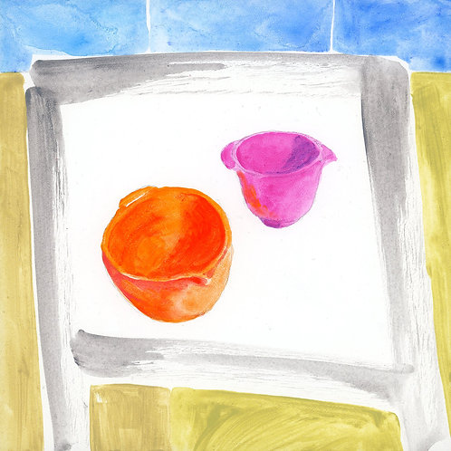Table (Series 7), 19 of 30: Mixing Bowls