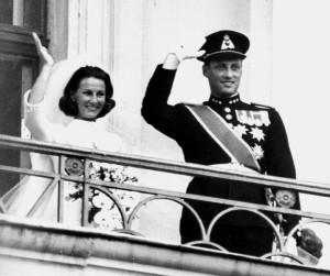 Gratulerer med dagen, Eure Königliche Majestäten!