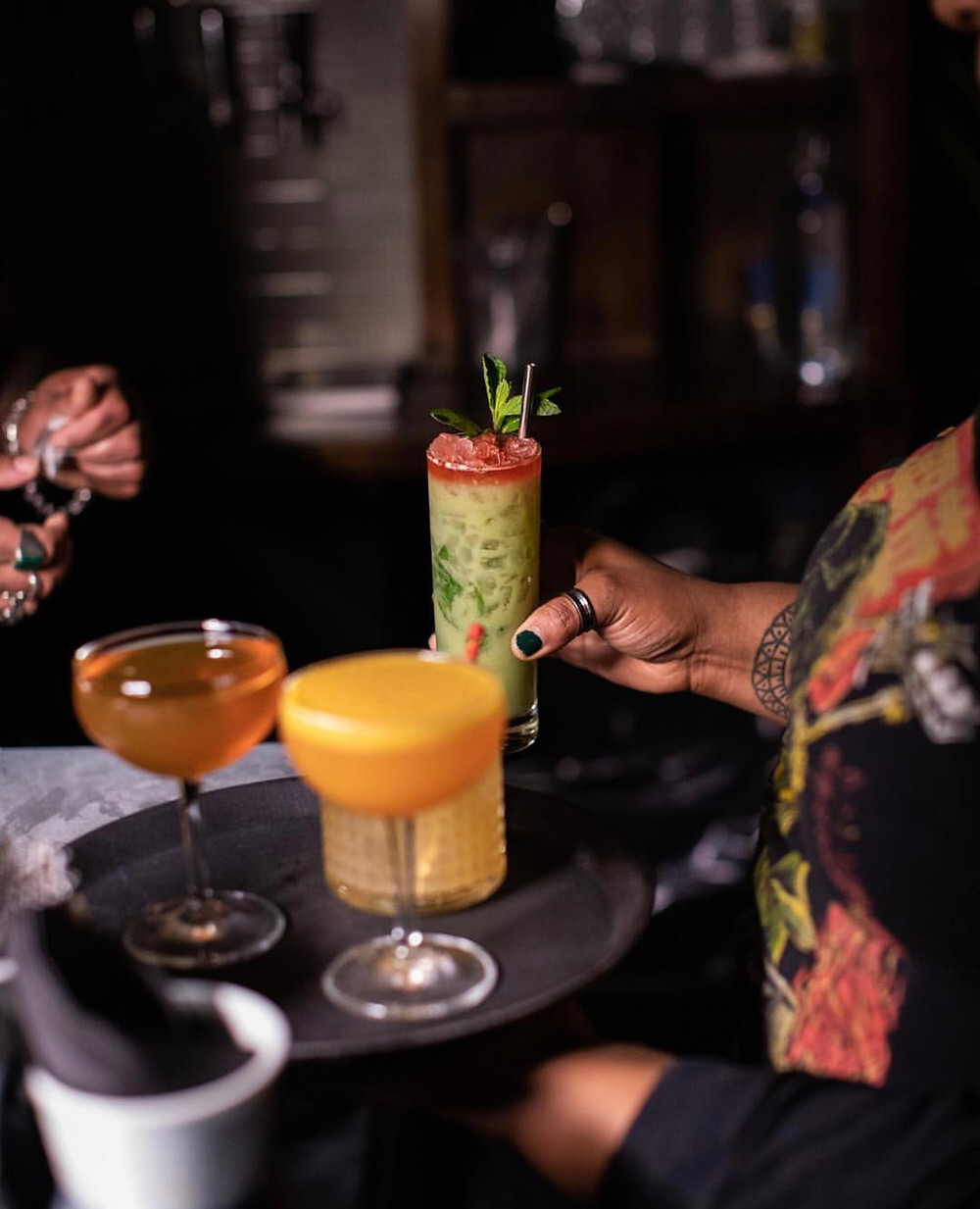 5 Cocktails Bars in Detroit Standby