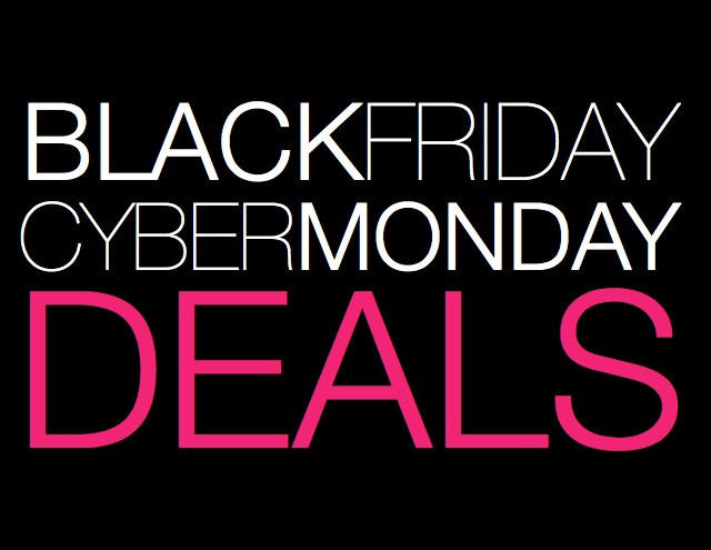Black Friday and Cyber Monday Deals 2019