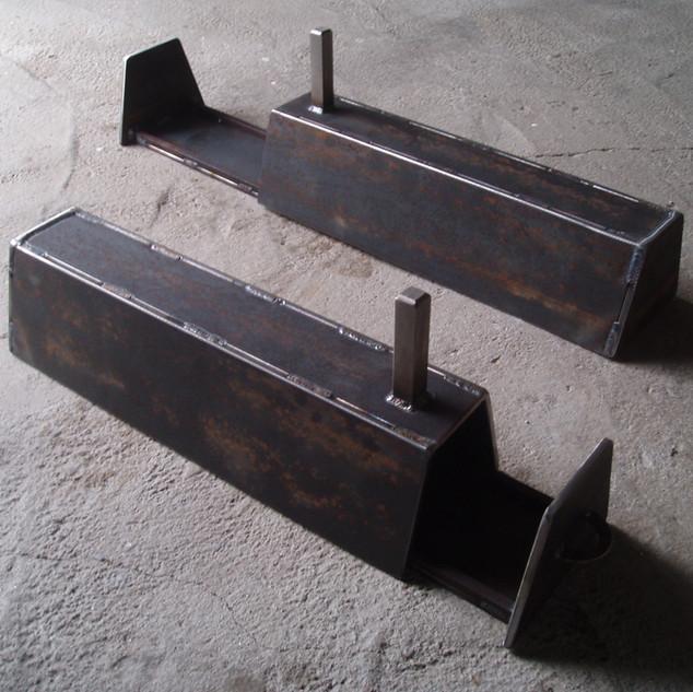 Chenêts à tiroir pour cheminée.JPG