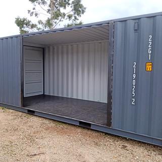 Découpe_renfort container Concarneau