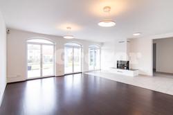 RD Sokolnice - obývací prostor